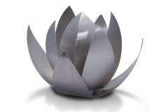 RVS Lotus Urn