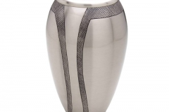 james-funeral-service-Brass-Urn-Silver-with-Engraving