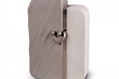 james-funeral-service-Ceramic-Urn-Grey-and-Whitewith-a-Silver-Heart-Motif