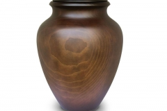 Wooden Urn Plain (various finishes available)