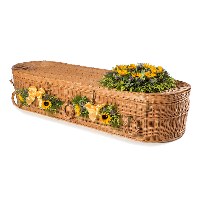 James Funeral Service Cromer Willow Coffin