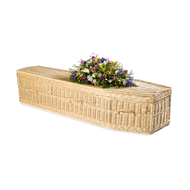 James Funeral Service Highsted Willow Casket